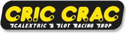 Cric Crac • Scalextric and Slot Racing Shop
